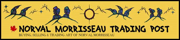 NORVAL MORRISSEAU TRADING POST