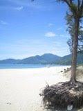Vietnam Da Nang's beach