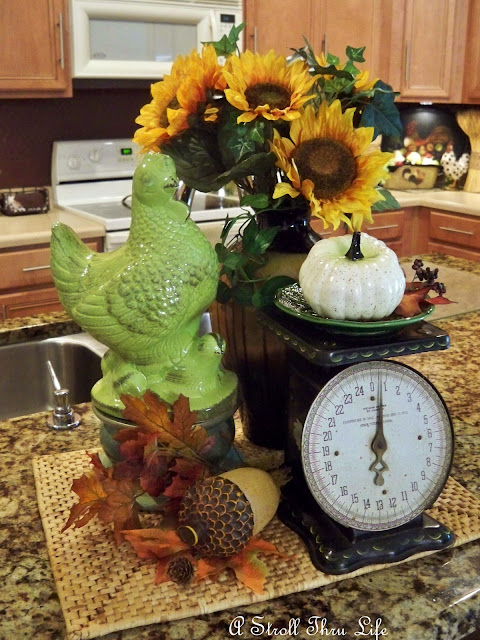 A Stroll Thru Life: 36th Table Top Tuesday - Kitchen Counter