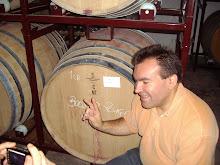 las barricas de borgoña, imagen del espiritu de mis vinos