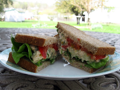 The best tuna salad you will ever eat (provided you like cilantro ...