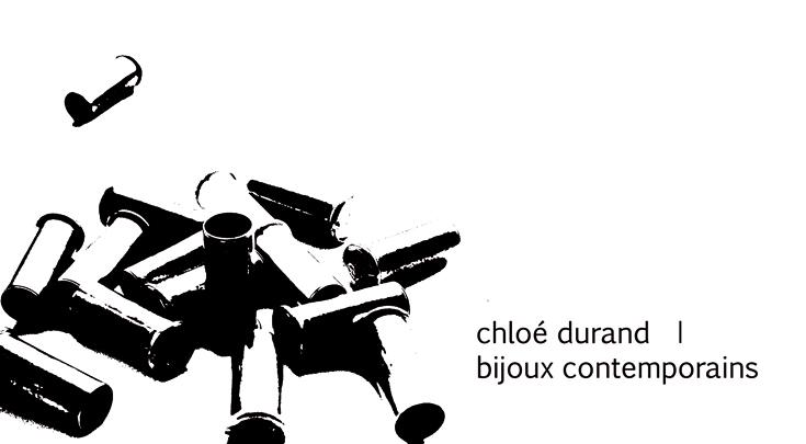 chloé durand | bijoux contemporains