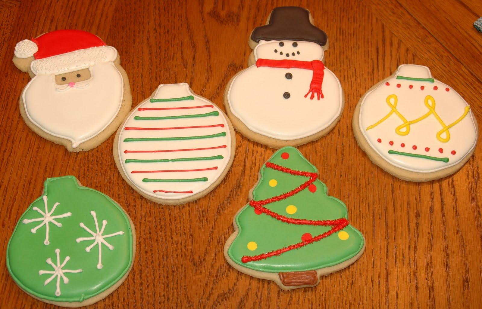 Cake Decorating Class Cincinnati : Summer Sweet Shoppe: Christmas Cookies