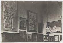 Atelier at 27 ca 1908