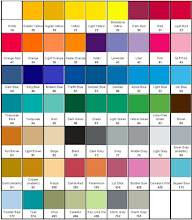 Color Choices available