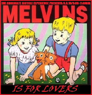 Compilation: Melvins Is For Lovers