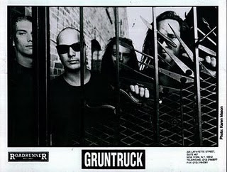 Live: Gruntruck - Live In Bob's Garage