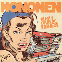Single: Sub Pop Edition #23 Mono Men - Skin And Bones/Comanche