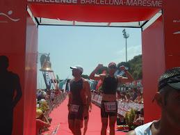 Medio Ironman Calella
