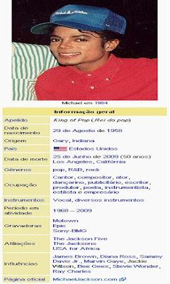 Melhores Respostas Do Yahoo Michael Jackson Ontem Hoje E Sempre