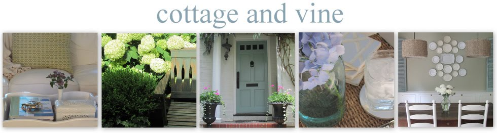 cottage and vine