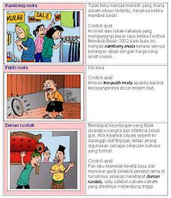 Mari Belajar Tunas Bahasa Melayu Tahun 6 Sr Katok A Simpulan Bahasa