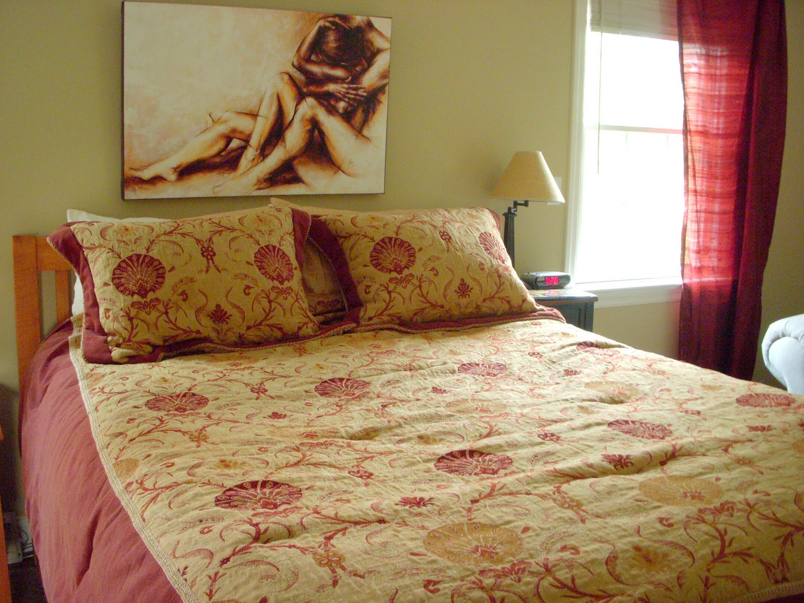 Hope Studios: Master Bedroom Spruce Up