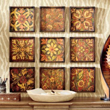 hope studios diy thursday patchwork wall art ballard simply ciani ballard designs wall art inspiration diy