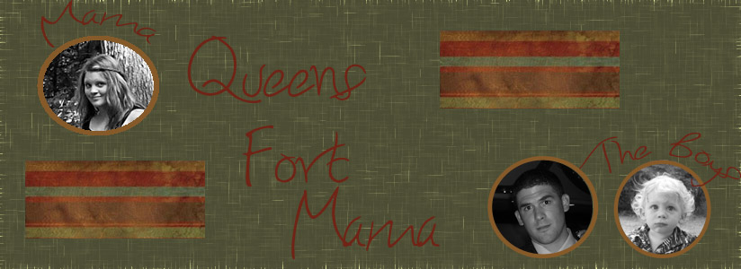 Queens Fort Mama(Old Blog)