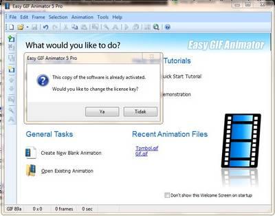 Easy animator easy animator adalah sebuah software yang sangat