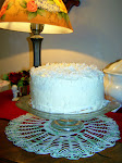 The Best Coconut Cake &amp; Buttercream Frosting