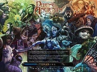 DotA 6.69 Quest