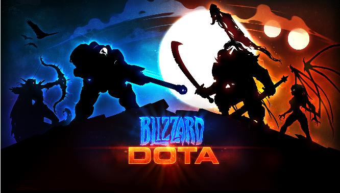 Blizzard Dota