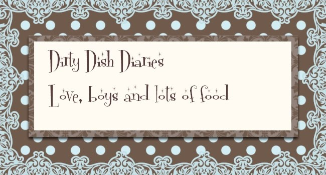 Dirty Dish Diaries
