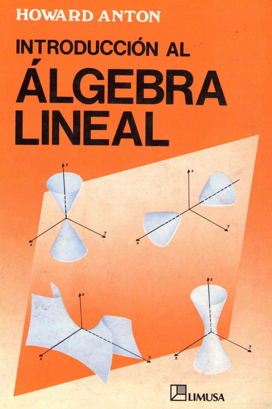 introduccion al algebra lineal anton howard LIbro Pdf