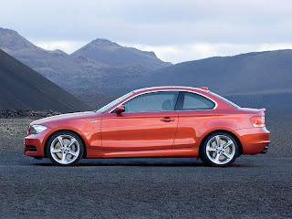 BMW 135i Coupe 2008