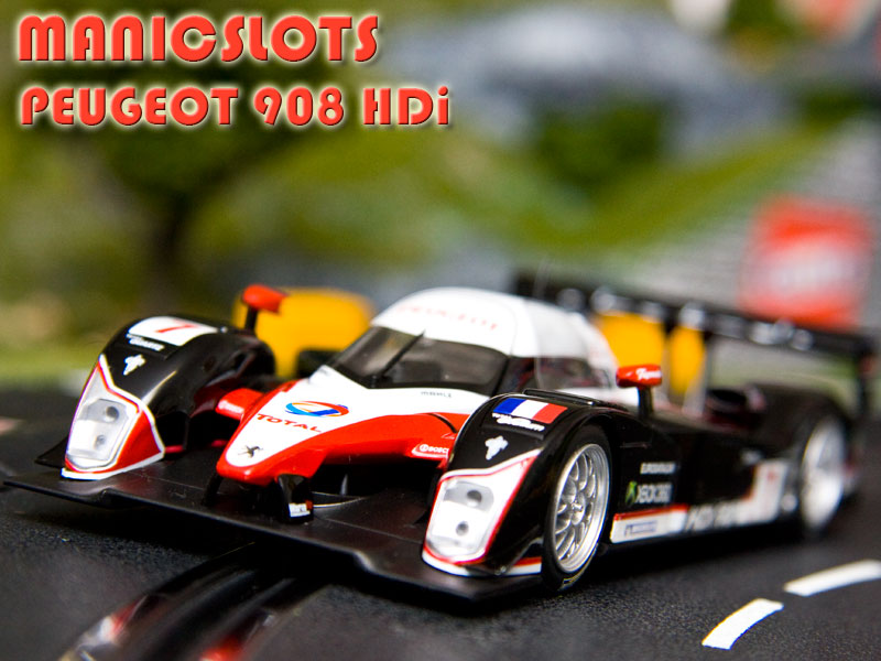 Peugeot 908 RC  The 908 RC is a luxury fourdoor