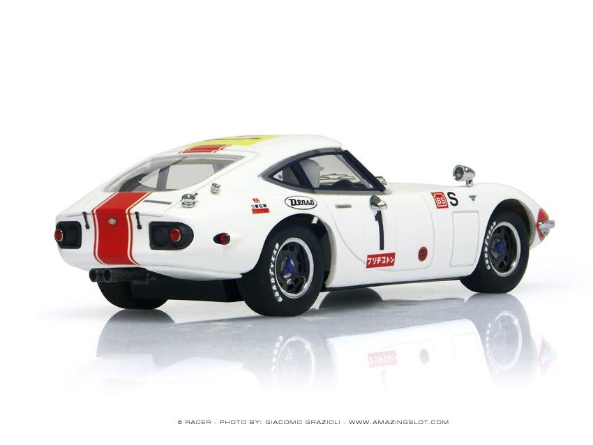 Toyota ts030 slot car