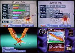 Monster Rancher2 (phoenix)