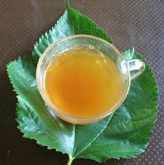 ชาสีทอง GOLDEN HERBS TEA