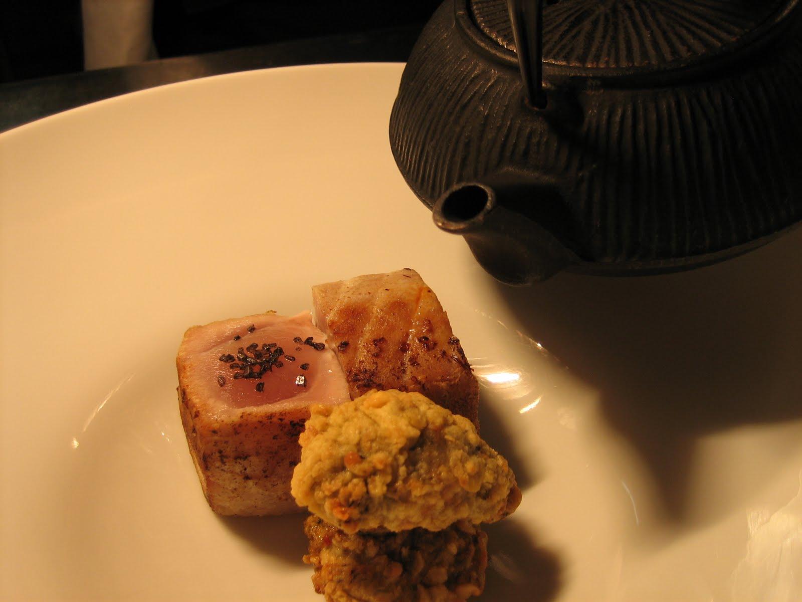 La cocina de carlos barco el men gastron mico de primavera - Cocinas el barco granada ...