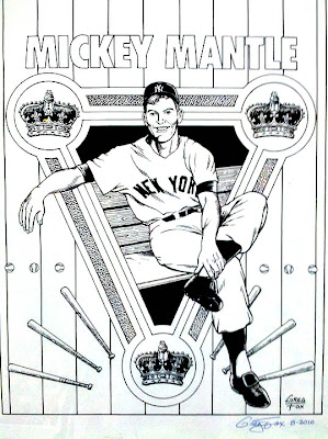 a biography of mickey mantle a baseball player Mickey charles mantle (october 20, 1931 - august 13, 1995), nicknamed the commerce comet and the mick, was an american professional baseball player.