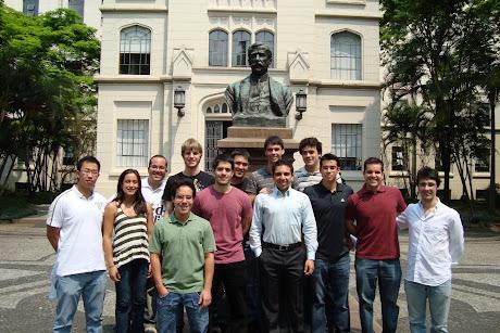 USP-Harvarders 2011