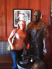 Me and George Stephen - founder of Weber Grill