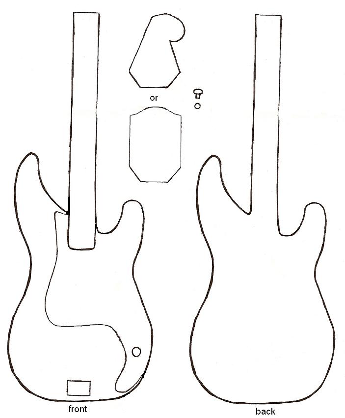 Electric Guitar Patterns