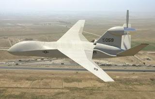 A Lockheed Martin mostrou seu conceito para o projeto MQ-X.