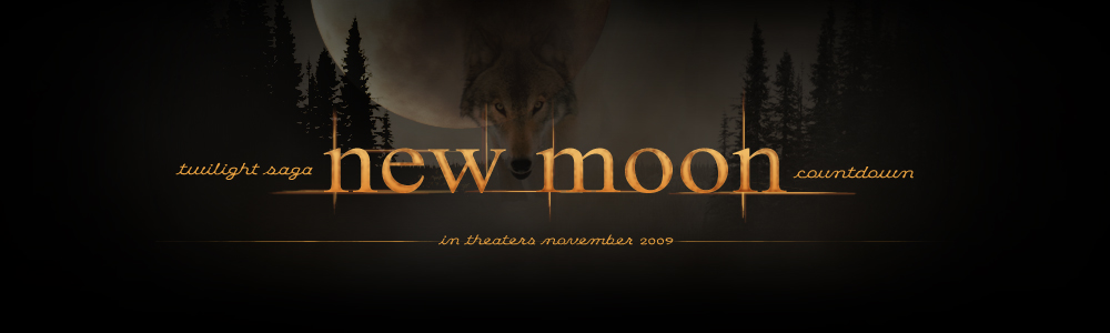 New Moon Countdown