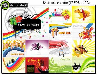 Shuttetstock Amazing17 Vector