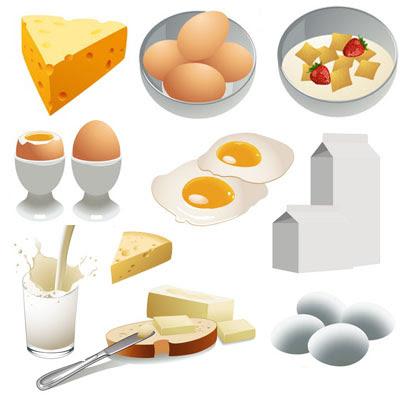 Download Vector Breakfast