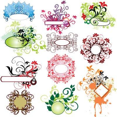 Download Floral Design Elements
