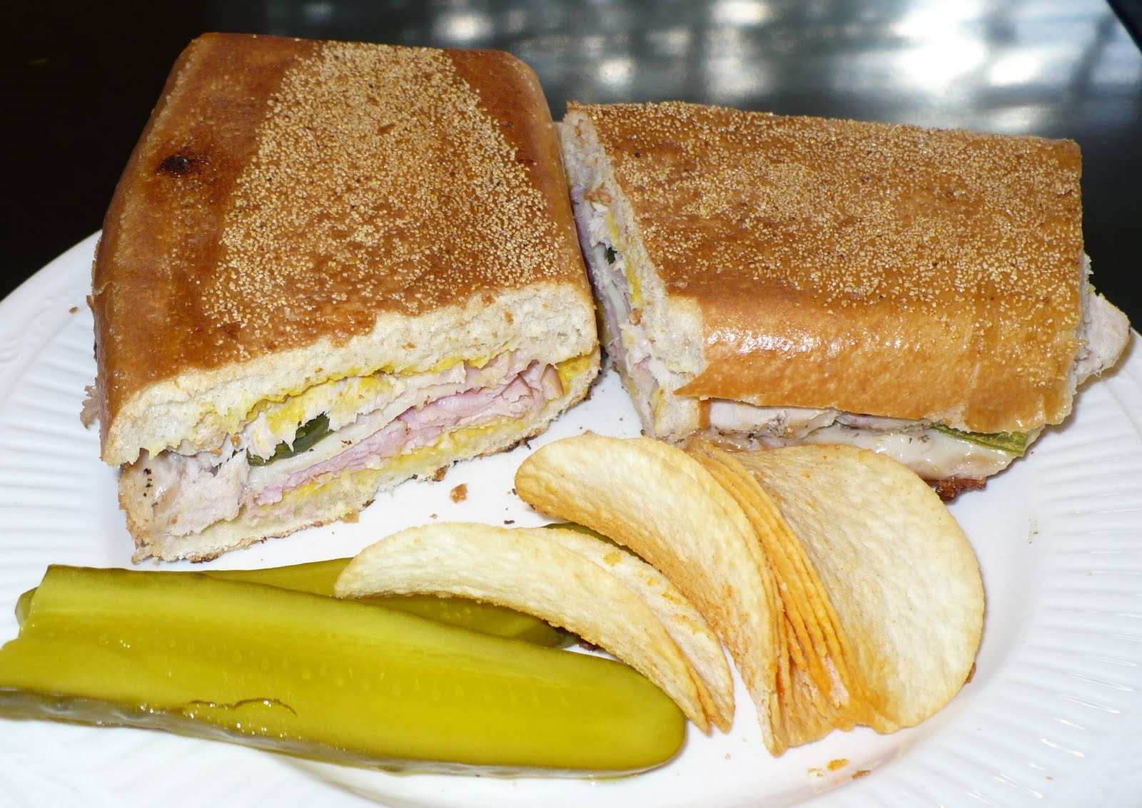 How Do You Cook.com: Grilled Cuban Sandwich