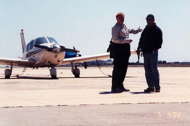 Malta International Airport 2002.
