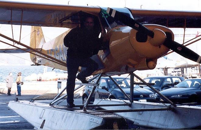 Aero Club Como, Northern Italia 2003.