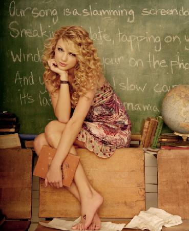 taylor swift speak now photoshoot. Swift said during