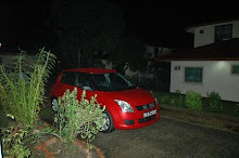 My beloved car-suzuki swift BAA 2362
