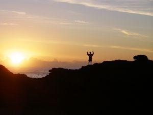 Mountain Climb Success!