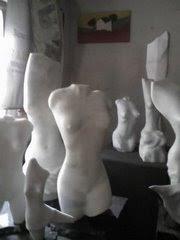 Esculturas - Ricardo Kersting