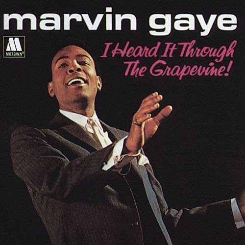 Marvin Gaye - You're A Wonderful One / When I'm Alone I Cry