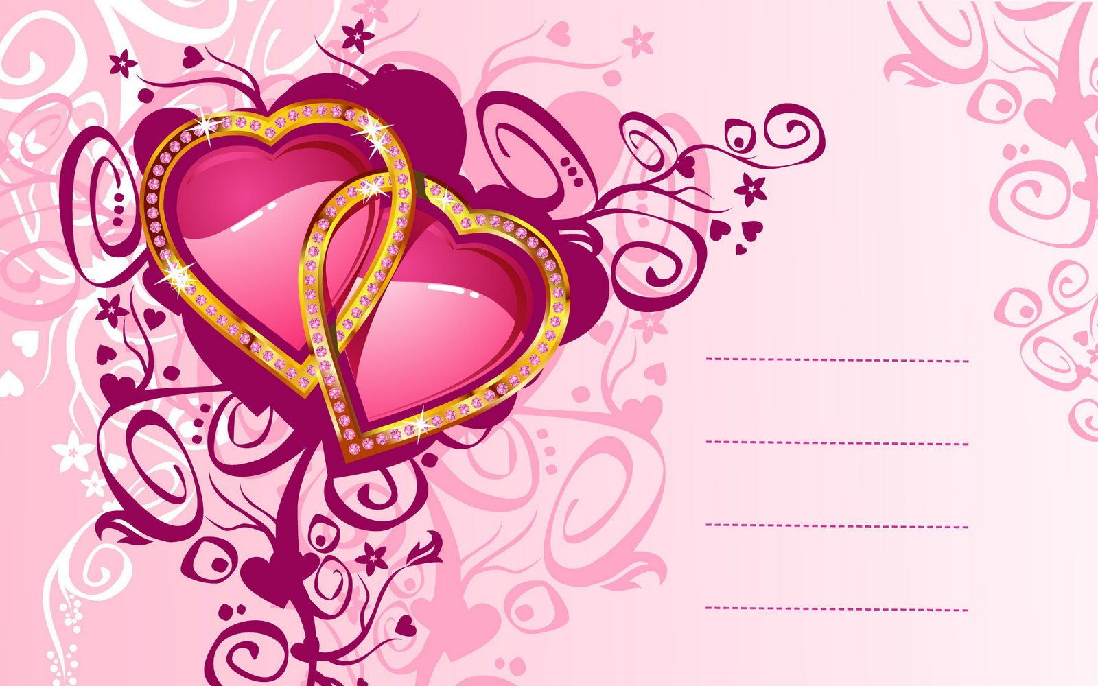True Love Wallpapers Romantic Backgrounds Hearts Animated Love Wallpaper