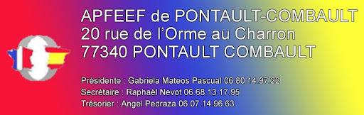APFEEF de PONTAULT COMBAULT